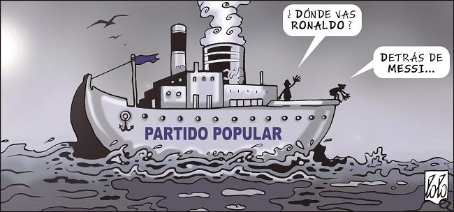 majo gana la presidencia del pp